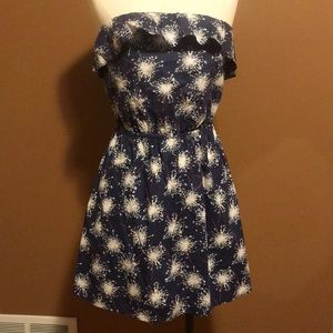 Lilly Pulitzer Sparkle Glow Firework Libby Dress